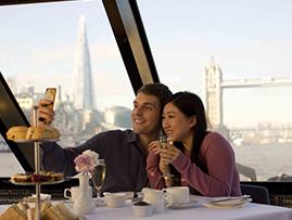 City Cruises - Afternoon Tea Cruise