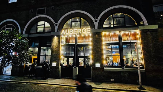 Auberge Bar & Restaurant