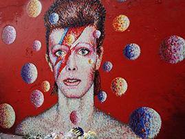 David Bowie London Tour