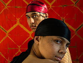 National Portrait Gallery - Taylor Wessing Photographic Portrait Prize 2021 at Cromwell Place