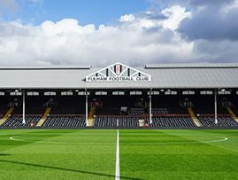 Fulham FC Stadium Tour